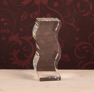 Waterfall Award 160x55x55mm