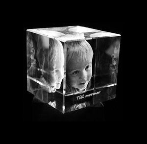 Cube 60x60x60 mm (1 face)