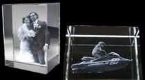 Kristallblock Prestige 150x200x100 mm (2 ansikten)