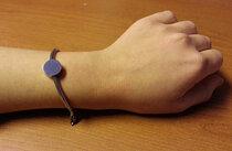 Berlockarmband 'Artemis'  + en cirkelformad berlock med din text