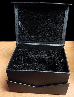 Kristallkub med skuret hörn 80x80x80mm