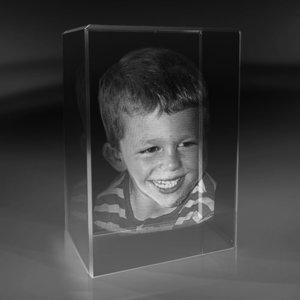 Crystal Block 120x80x80 mm (1 face)
