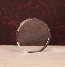 Round Award 125x125x25mm