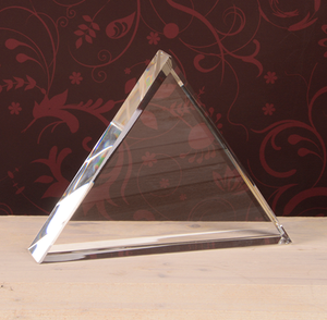 Triangle Award 195x150x40mm